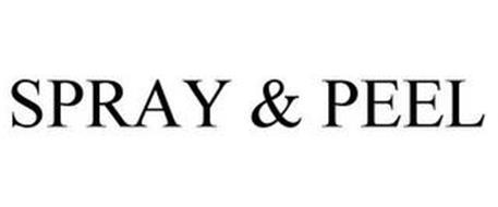 SPRAY & PEEL