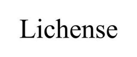 LICHENSE