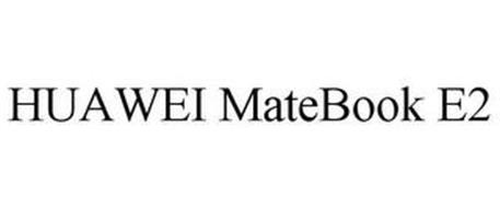 HUAWEI MATEBOOK E2