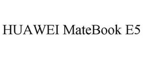 HUAWEI MATEBOOK E5