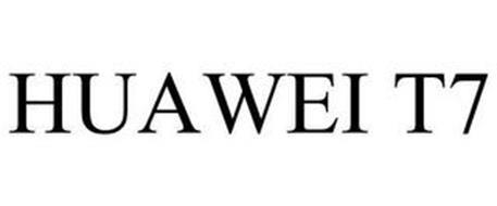 HUAWEI T7
