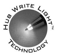 HUB WRITE LIGHT TECHNOLOGY