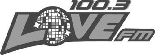 100.3 LOVE FM