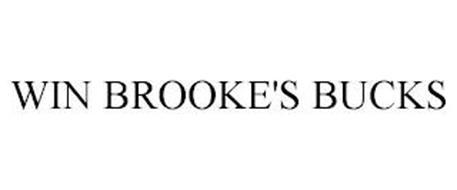 WIN BROOKE'S BUCKS