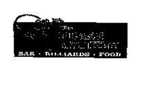 THE BRASS MONKEY BAR * BILLIARDS * FOOD