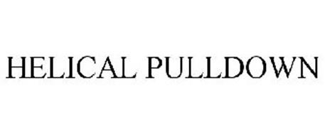 HELICAL PULLDOWN