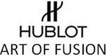 H HUBLOT ART OF FUSION