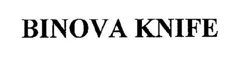 BINOVA KNIFE