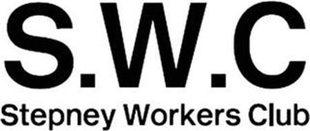 S.W.C STEPNEY WORKERS CLUB