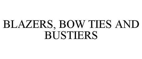 BLAZER, BOWTIE, AND BUSTIER