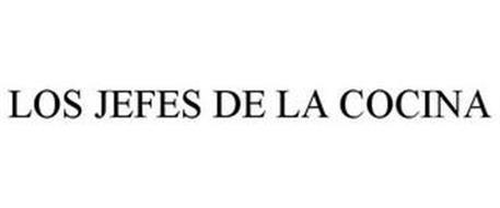 LOS JEFES DE LA COCINA