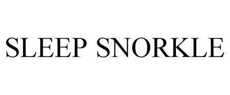 SLEEP SNORKLE