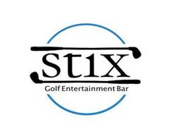 ST1X GOLF ENTERTAINMENT BAR