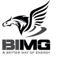 BIMG A BETTER WAY OF ENERGY