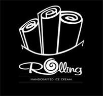 ROLLING HANDCRAFTED ICE CREAM