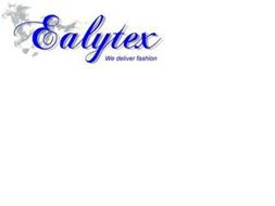 EALYTAX WE DELIVER FASHION