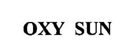 OXY SUN