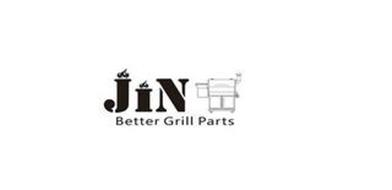 JIN BETTER GRILL PARTS