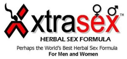 XXTRASEX HERBAL SEX FORMULA - PERHAPS THE WORLD'S BEST HERBAL SEX FORMULA FOR MEN AND WOMEN