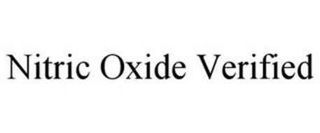 NITRIC OXIDE VERIFIED