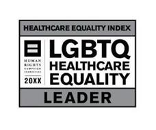 HEALTHCARE EQUALITY INDEX HUMAN RIGHTS CAMPAIGN FOUNDATION 20XX LGBTQ HEALTHCARE EQUALITY LEADER