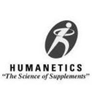 HUMANETICS THE SCIENCE OF SUPPLEMENTS.