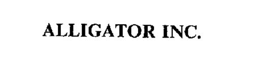 ALLIGATOR INC.
