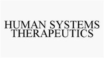 HUMAN SYSTEMS THERAPEUTICS