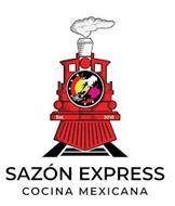 SAZÓN EXPRESS COCINA MEXICANA EST. 2018