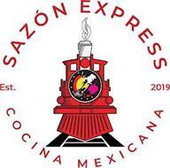 SAZÓN EXPRESS COCINA MEXICANA EST. 2019