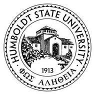 · HUMBOLDT STATE UNIVERSITY · 1913