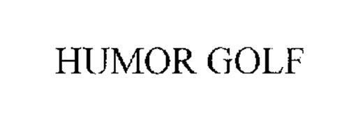 HUMOR GOLF