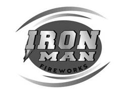 IRON MAN FIREWORKS