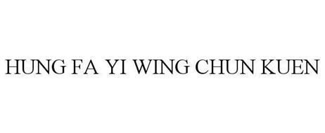HUNG FA YI WING CHUN KUEN