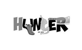 HUNGER EST. 2013