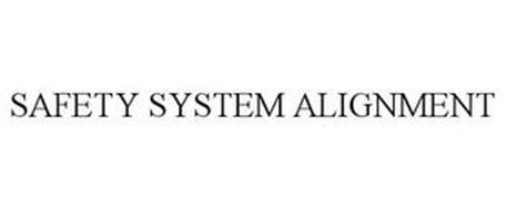 SAFETY SYSTEM ALIGNMENT