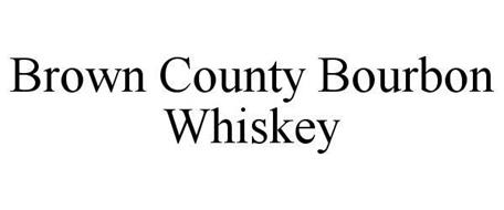 BROWN COUNTY BOURBON WHISKEY