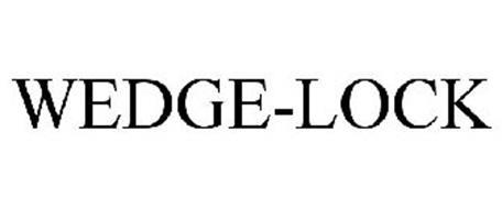 WEDGE-LOCK