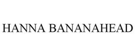 HANNA BANANAHEAD