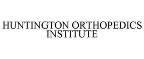 HUNTINGTON ORTHOPEDICS INSTITUTE