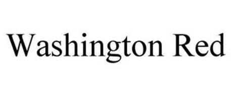 WASHINGTON RED