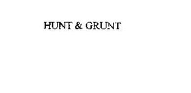 HUNT & GRUNT