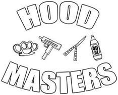 HOOD MASTERS 40OZ