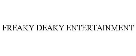 FREAKY DEAKY ENTERTAINMENT
