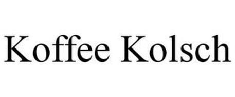 KOFFEE KOLSCH