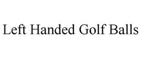 LEFT HANDED GOLF BALLS