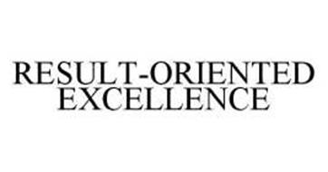 RESULT-ORIENTED EXCELLENCE