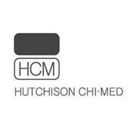 HCM HUTCHISON CHI-MED