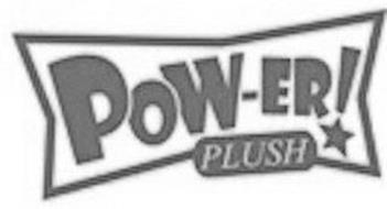 POW-ER! PLUSH