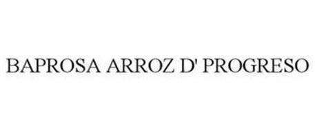 BAPROSA ARROZ D' PROGRESO